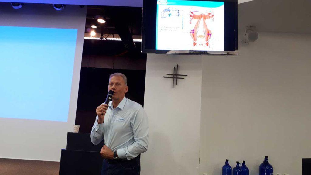 Emotionale Intelligenz und unser Muskelsystem – Vortrag