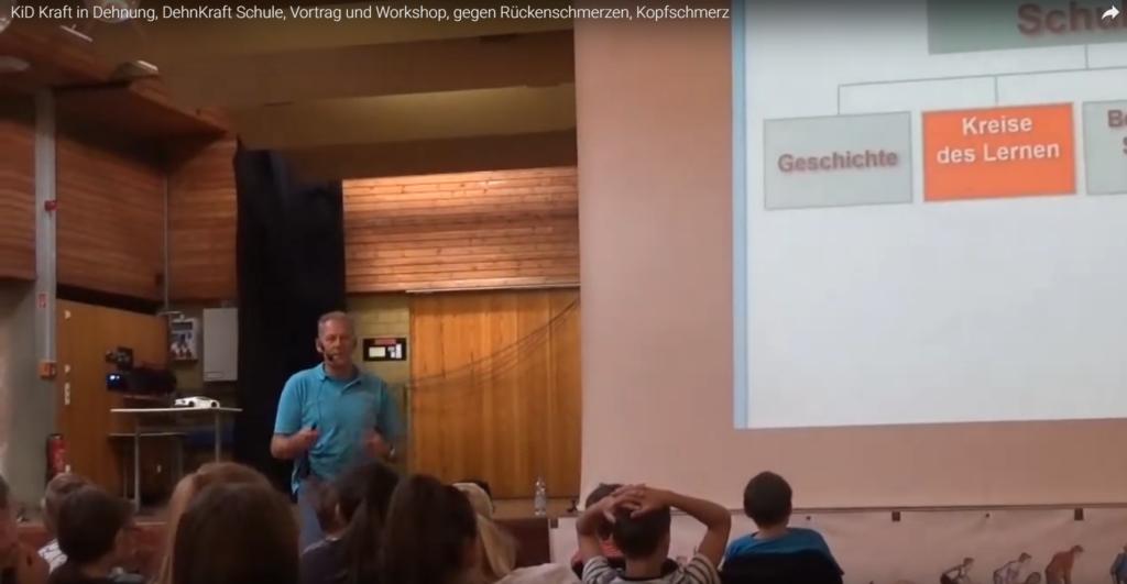 Vortrag und Workshop für Schule